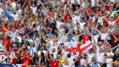 United Kingdom divided as England battle for spot in World Cup 2018 final