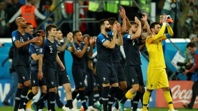 Europe maintains World Cup dominance with France-Croatia