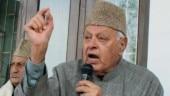 UK-Ireland style open border best solution for Kashmir: Farooq Abdullah