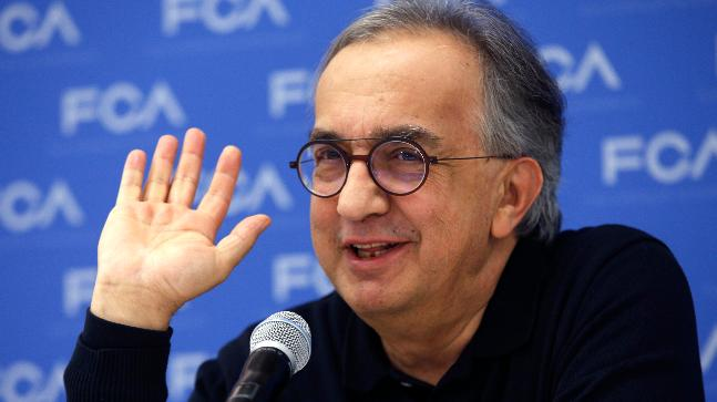 Vehicle industry loses 'real giant' after Marchionne dies aged 66