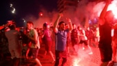 World Cup party gone wrong: 27 hurt in Nice as firecrackers cause stampede