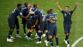 France equal 60-year-old record to win second World Cup