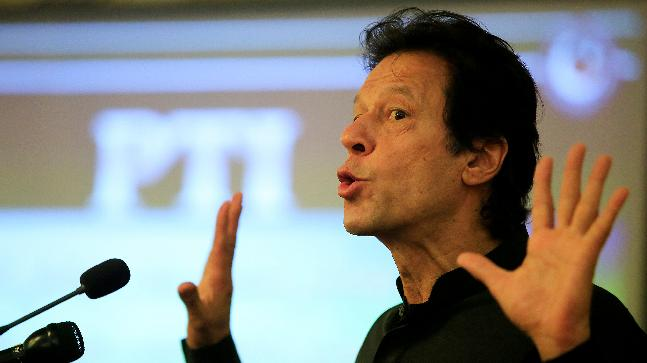 Pakistan's Imran Khan did cocaine and claims to have Indian
