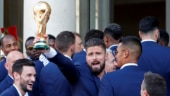France's Olivier Giroud shrugs off criticism: Proud to be a world champion