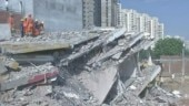 Collapsed Greater Noida buildings on 'no man's land'