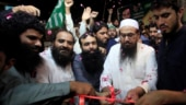 Hardline Islamists push religion to centre of Pakistan election