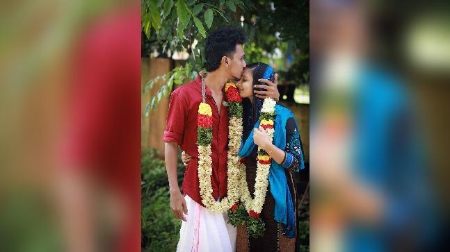 Kerala inter-faith couple recieve death threats for marriage