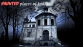 Haunted places of India