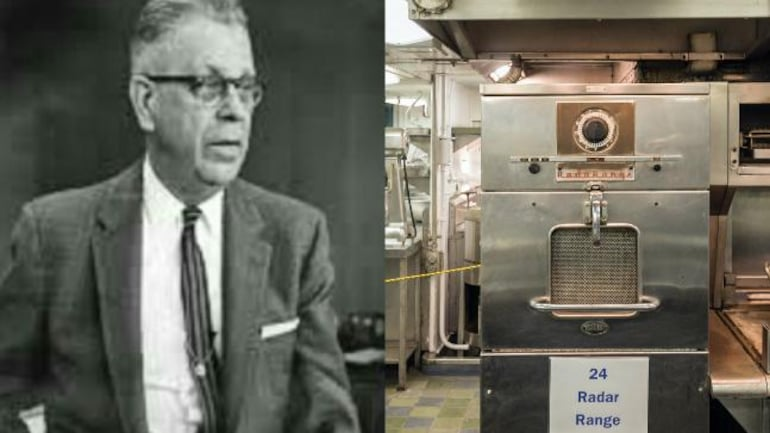 Percy Spencer Invented The Microwave