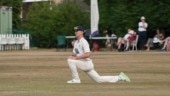 Snubbed for World Cup 2018, England goalkeeper Joe Hart opts to play cricket