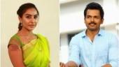 Telugu actress Sri Reddy hits back at actor Karthi