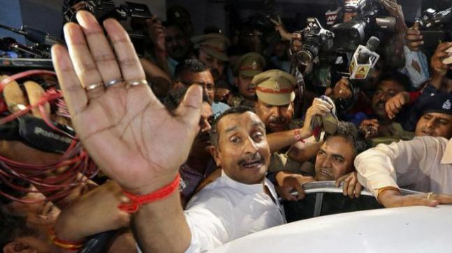 CBI files chargesheet against BJP MLA Kuldeep Singh Sengar
