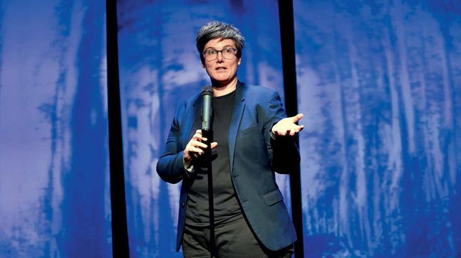 Nanette's deconstruction of black humour has made it the most talked about standup show of the #MeToo era.
