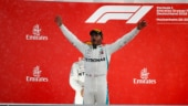 Lewis Hamilton started at 14th and went on to win the German Grand Prix. (Reuters Photo)