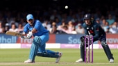 MS Dhoni is the fourth quickest to the 10,000 ODI runs in terms of innings required. (Reuters Photo)