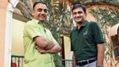 Food Processing : Hector Beverages, Neeraj Kakkar, 44; Neeraj Biyani, 37 (Photo: Hemant Mishra)