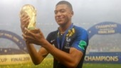 Pele welcomes Kylian Mbappe to elite club as France win World Cup 2018