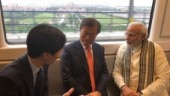 PM Modi and South Korean President Moon ride Delhi Metro to Noida