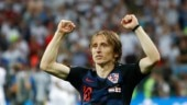 World Cup 2018: Luka Modric takes a dig at English journalists and pundits