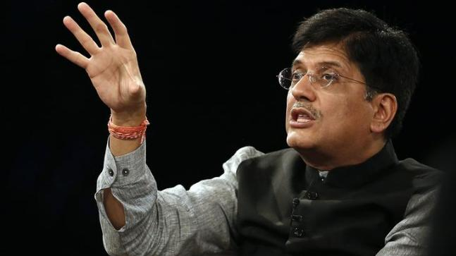 India money in Swiss banks fell 80% since 2014, says Piyush Goyal