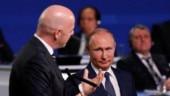 Vladimir Putin jokes go viral after Russia's World Cup heartbreak