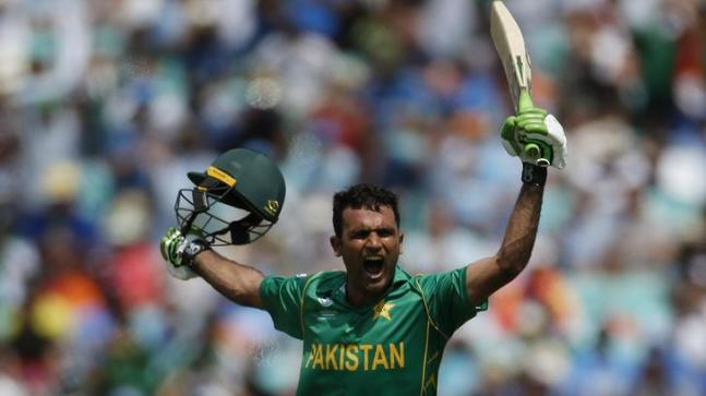 Fakhar Zaman amassed 515 runs in the five matches against Zimbabwe at a staggering average of 257.50