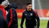Alexis Sanchez cleared to join Manchester United squad in Los Angeles