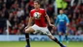 Manchester United's Nemanja Matic 'out for the start of the season'