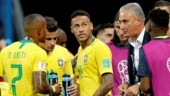 Dejected Brazil coach Tite finds World Cup 2018 exit 'very hard to accept'