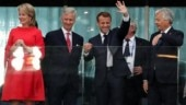 French President Emmanuel Macron delivers on World Cup 2018 promise