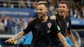 Rakitic 'ready to pay any price' for Croatia's success in World Cup final