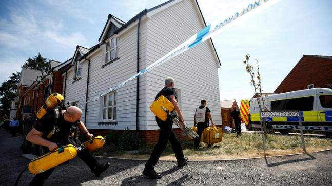 Russian attack led to death of woman from nerve agent Novichok: UK defense minister
