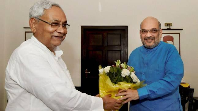 Breakfast, dinner to iron out differences between BJP and JDU, Shah-Nitish meet tomorrow