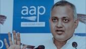 AAP MLA Somnath Bharti to be tried for molestation, rioting in 2014 Khirki extension raid
