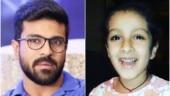 Ram Charan wishes Mahesh Babu's daughter Sitara on her birthday. Watch video