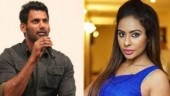 Did Vishal threaten Sri Reddy for exposing casting couch in Kollywood?