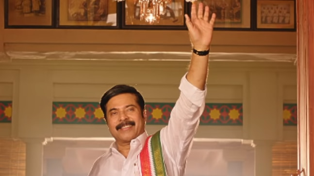 Yatra teaser: Mammootty hits the right notes as YS