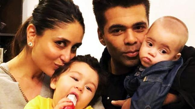 Image result for karan johar kids LATEST INSTAGRAM PICS