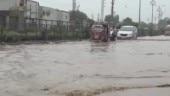 Agra rains