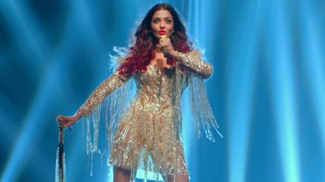 Aishwarya Rai Bachchan is a sultry rockstar in Fanney Khan song ...