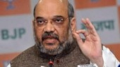 Amit Shah reaches Jharkhand on a one-day visit