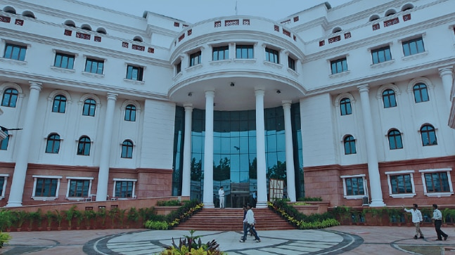 PM Modi inaugurated the 4-storey building on Tilak Marg