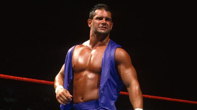 Brian Christopher competed in the WWE under the name of Grandmaster Sexay (WWE Photo)