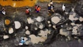 MNS vandalised PWD office in Mumbai over pothole-related deaths