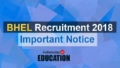 BHEL is offering Rs 56,580 salary for these vacant posts, apply before July 21