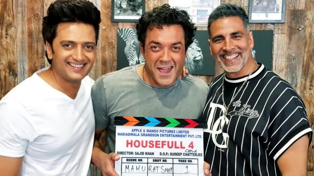 Image result for riteish deshmukh housefull 4