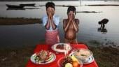 Alessio Mamo, the Italian photographer criticised for shooting 'poverty porn' featuring slum children; apologizes