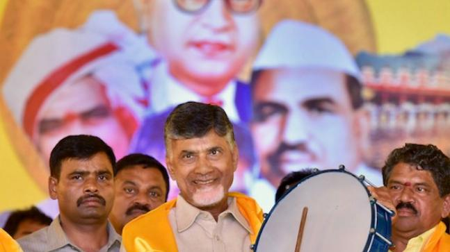 The TDP left the NDA government and even pulled out two of
