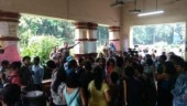 Protests mount at Jadavpur University over cancellation of entrance tests