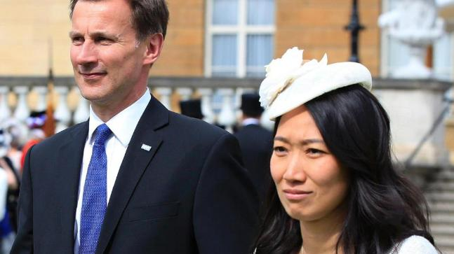 Top UK envoy makes awkward debut in China with 'Japanese wife' gaffe